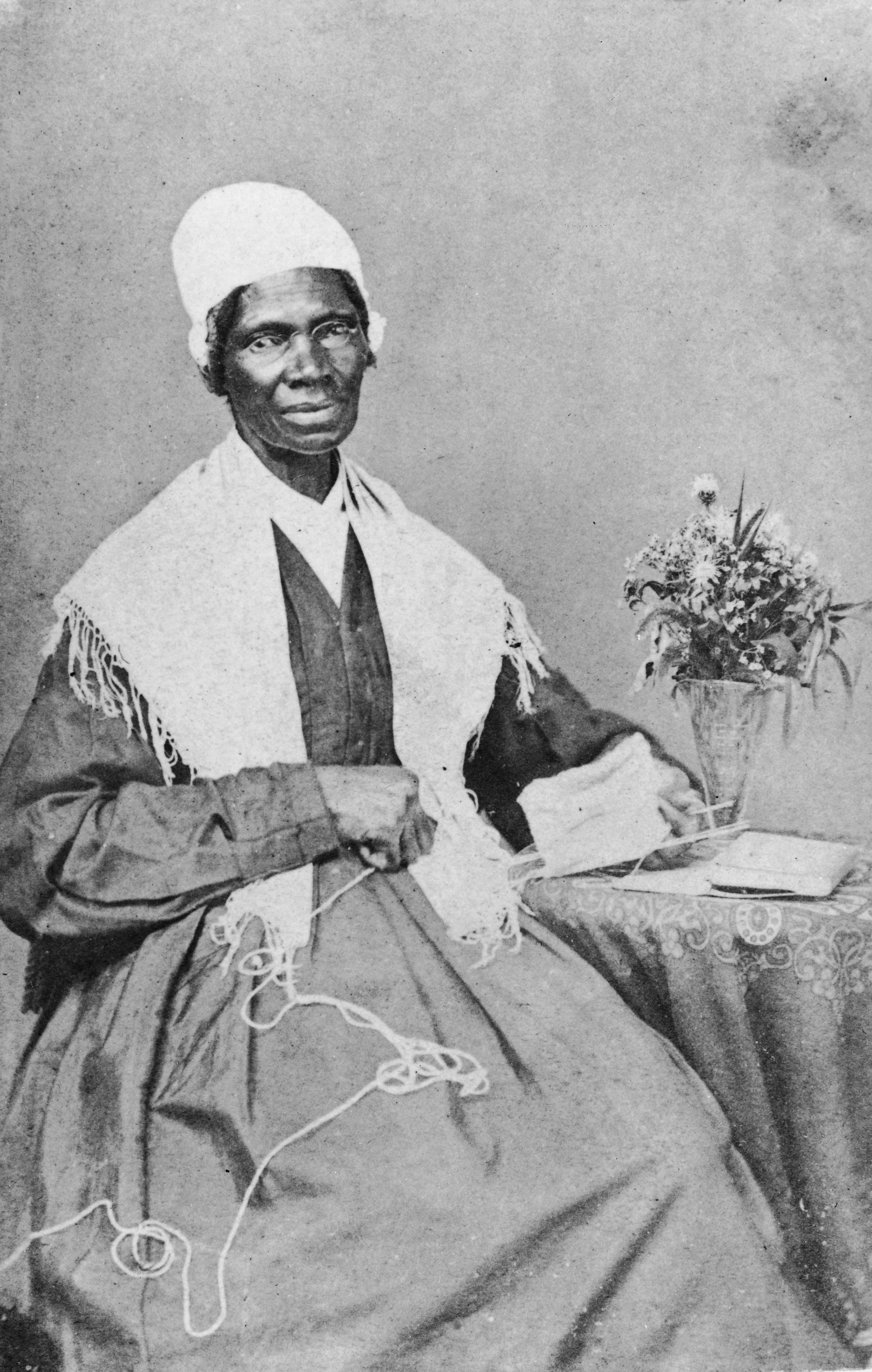 Sojourner Truth Doodly used by Google for Black History Month