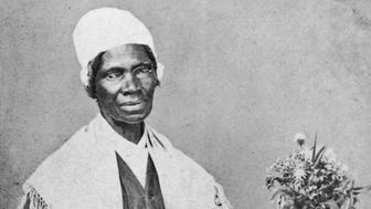 Portrait of American abolitionist and feminist Sojourner Truth (1797 - 1883), a former slave who advocated emancipation, c. 1880. (Photo by Hulton Archive/Getty Images)