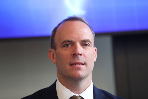 Raab was Lidington's cabinet colleague until he quit in November over the PM's Brexit