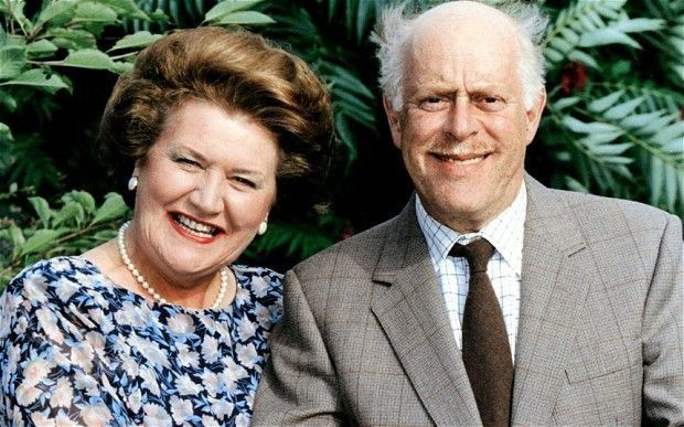 Tributes Pour In For Keeping Up Appearances Actor Clive