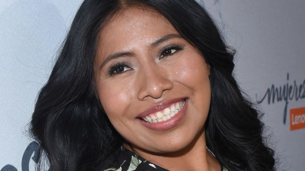 "Yalitza Aparicio, the star of ""Roma,"" is the first indigenous woman in history"