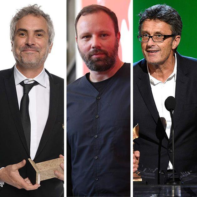 """Entre os diretores, a maioria, 3 de 5, são """"estrangeiros"""