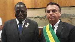 Escudeiro de Bolsonaro na Câmara, Hélio Negão dispara: 'O presidente não é