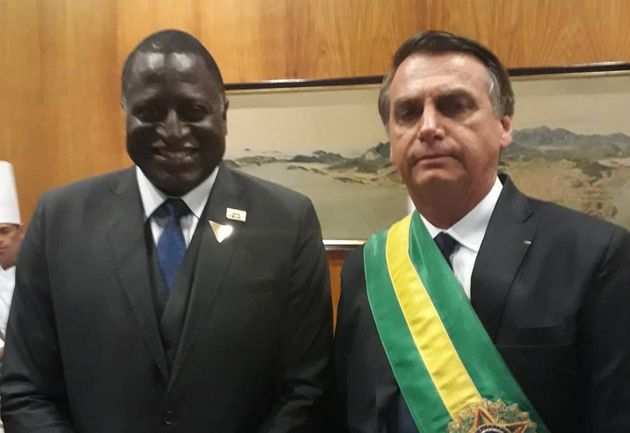 Hélio Negão sobre Bolsonaro: