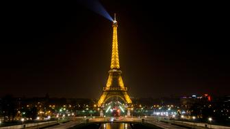 Eiffel Tower - Paris - France.