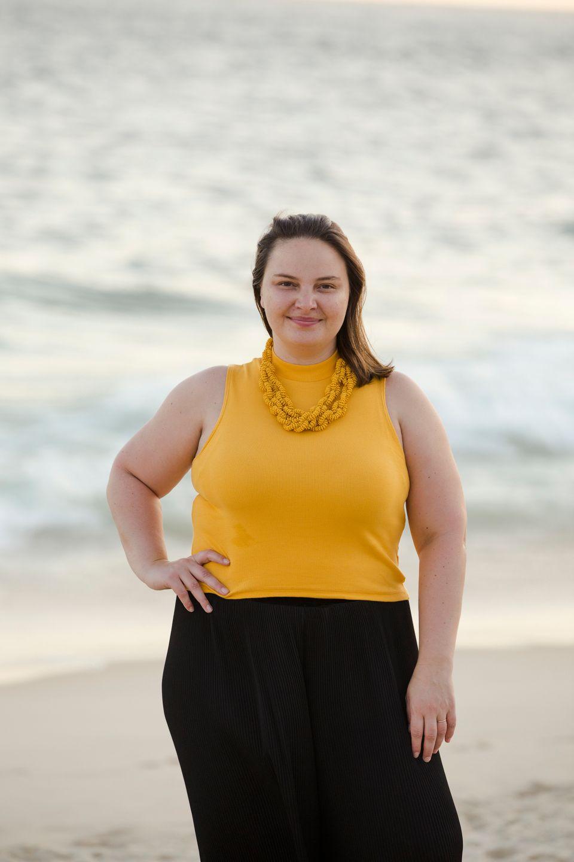 Todos os passos de Natalie tinham um objetivo, e o que ela destaca como fundamental na caminhada é...