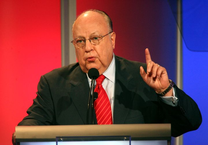 Ailes in 2006.