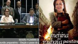 Kátia Abreu, voto aberto no Senado e o barraco que chacoalhou o