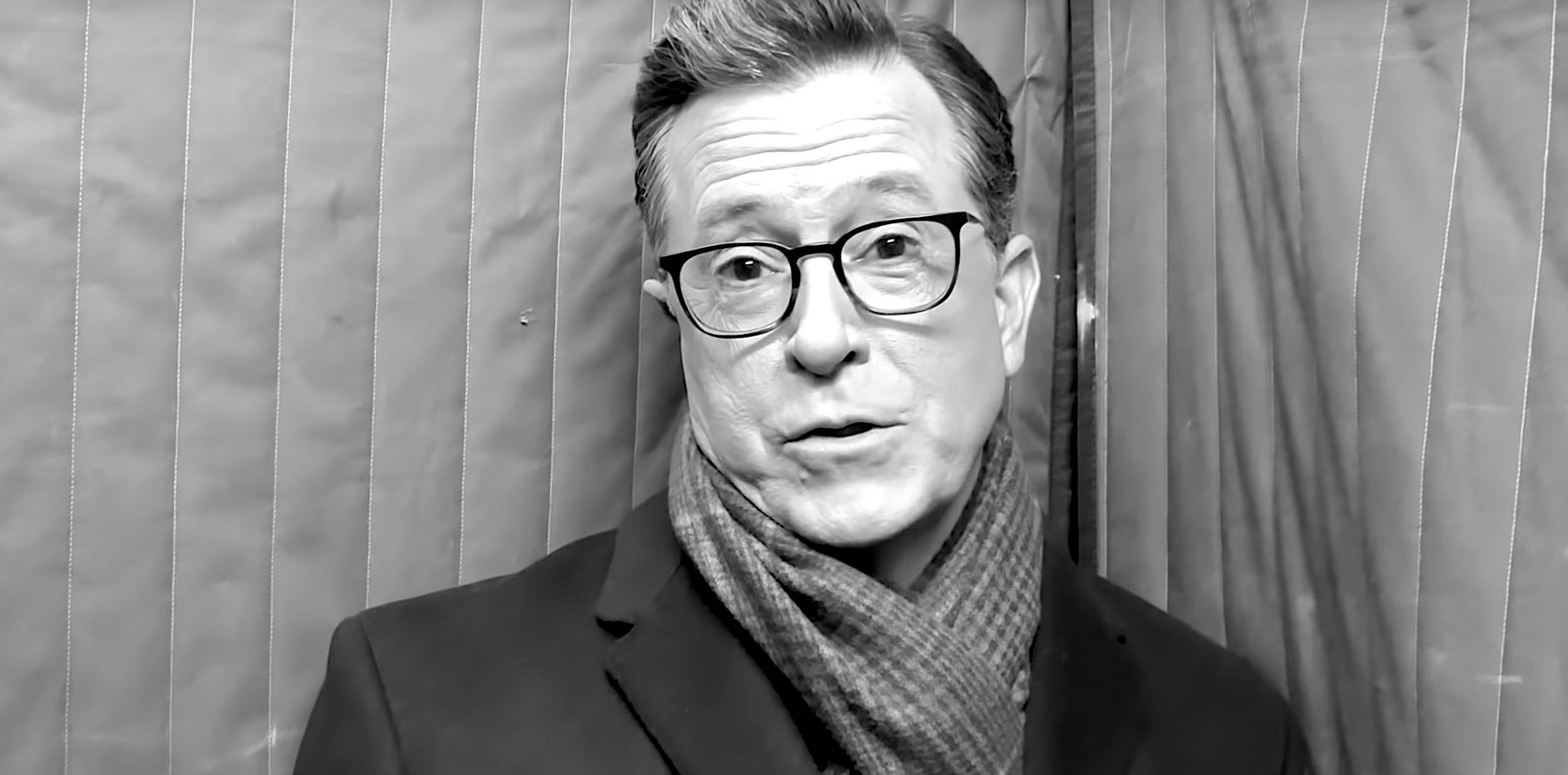"""Stephen Colbert, host of """"The Late Show"""""""