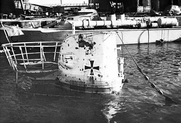 Ναυάγιο υποβρυχίου του «χαμένου στόλου» του Χίτλερ ανακαλύφθηκε στη Μαύρη
