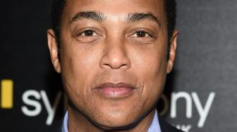 """Don Lemon attends a special screening of """"Black Panther"""" at the Museum of Modern Art on Tuesday, Feb. 13, 2018, in New York. (Photo by Evan Agostini/Invision/AP)"""