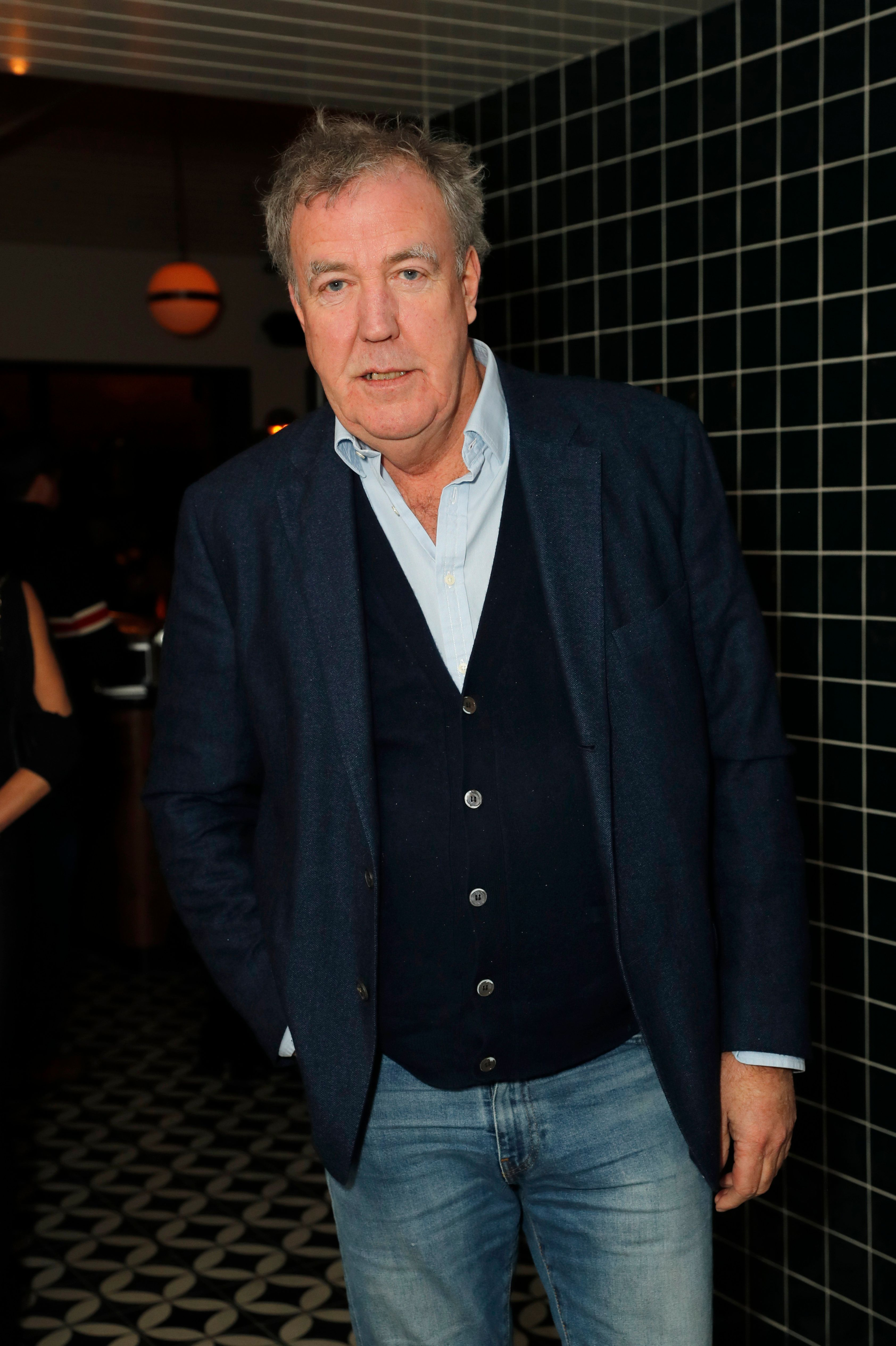 Jeremy Clarkson Shares Eye Roll-Worthy Response To Will Young's Homophobia