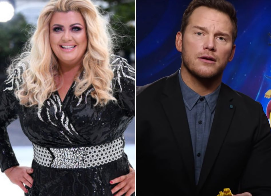 Gemma Collins Is Suitably Excited After Getting Message Of Support From Superfan Chris