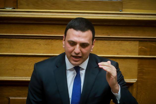 Κικίλιας: Κομματάρχης του ΣΥΡΙΖΑ ο Βούτσης. Η ΝΔ έχει έτοιμα όλα τα όπλα