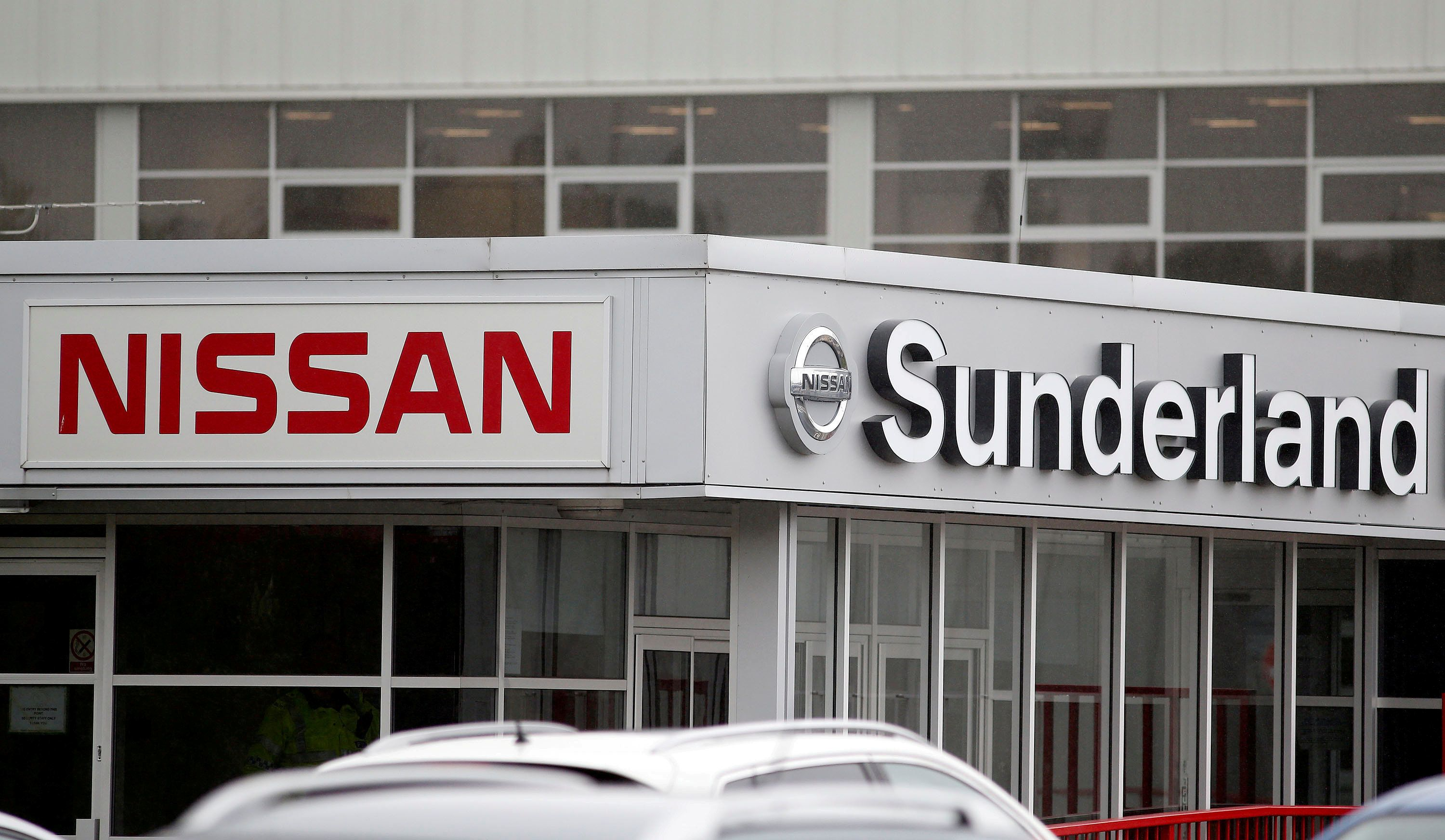 Nissan promised £80m to build cars in Sunderland
