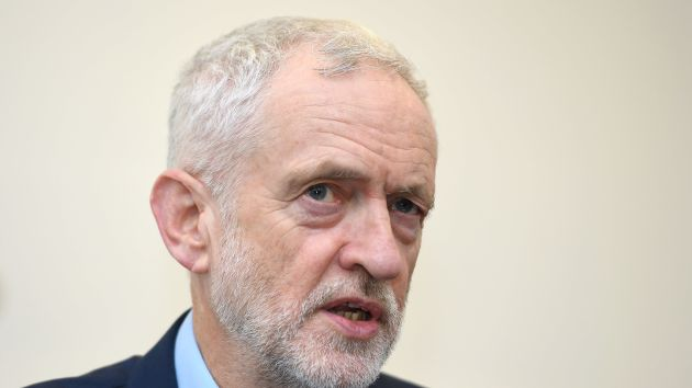 Jeremy Corbyn Calls For Snap Election As He Meets Charities Battling