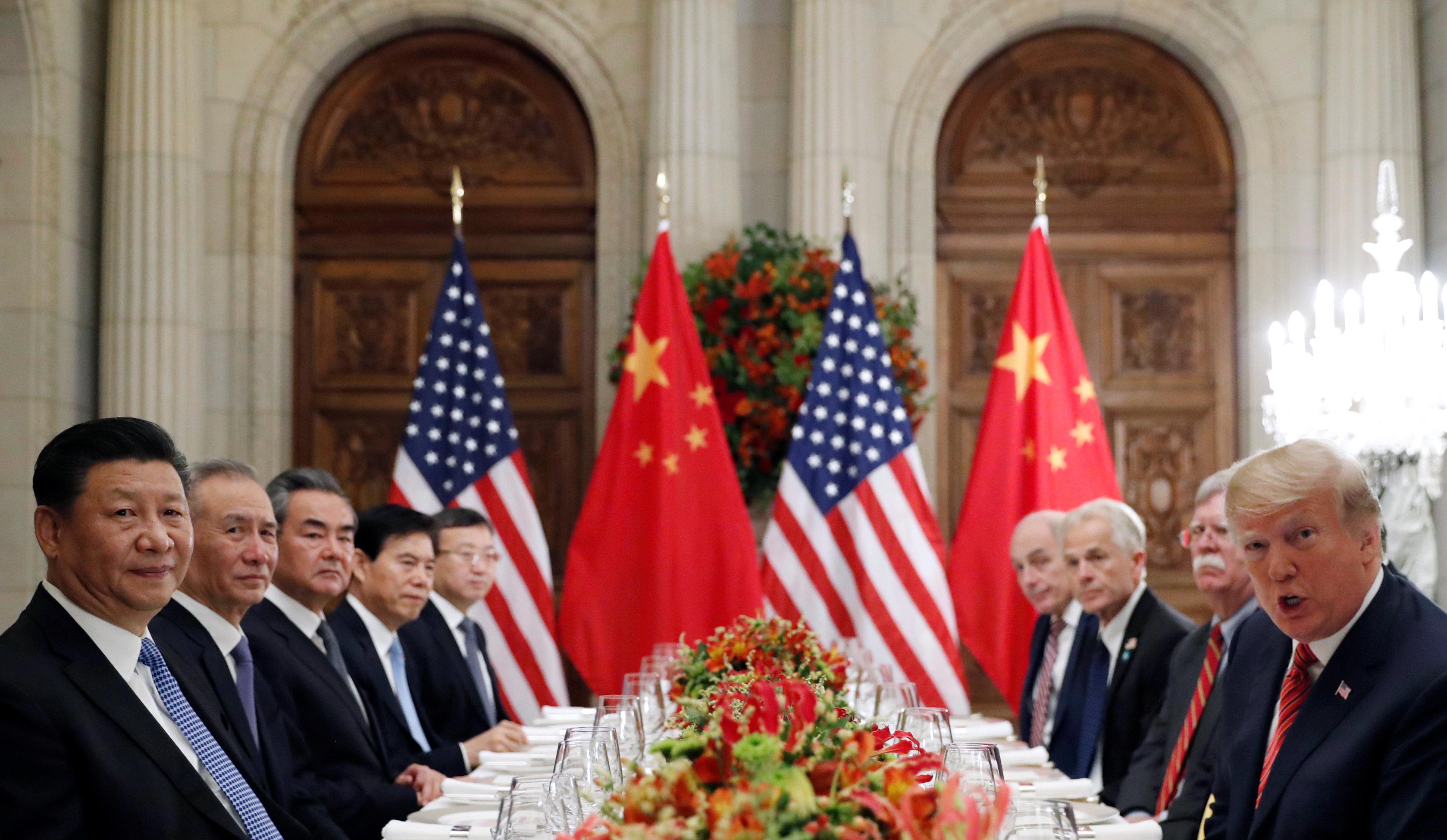 '트럼프와 시진핑, 2월 말 베트남 다낭 회담 가능성