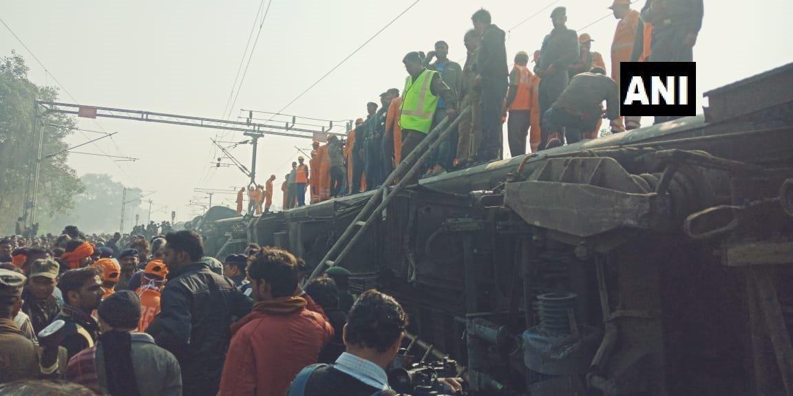 6 people die in train mishap in eastern India
