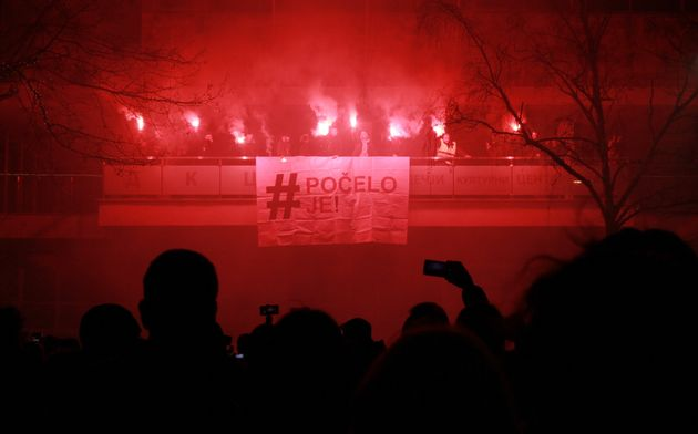 Και αυτό το Σάββατο συγκεντρώσεις διαμαρτυρίες στο Βελιγράδι κατά του