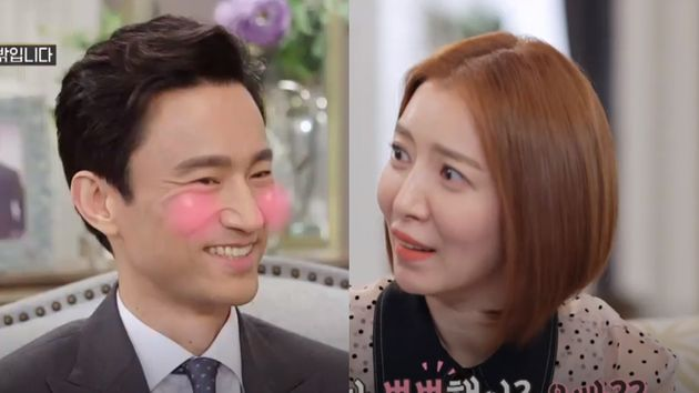 'SKY캐슬' '노승혜' 윤세아가 '차민혁' 김병철 실검 등장에 인사를