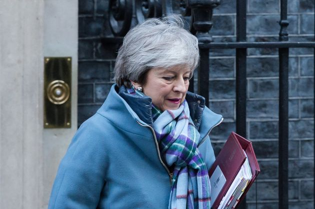 Brexit: Theresa May 'Determined' To Leave EU On Time But Senior Brexiteer Predicts 'Trouble Ahead'