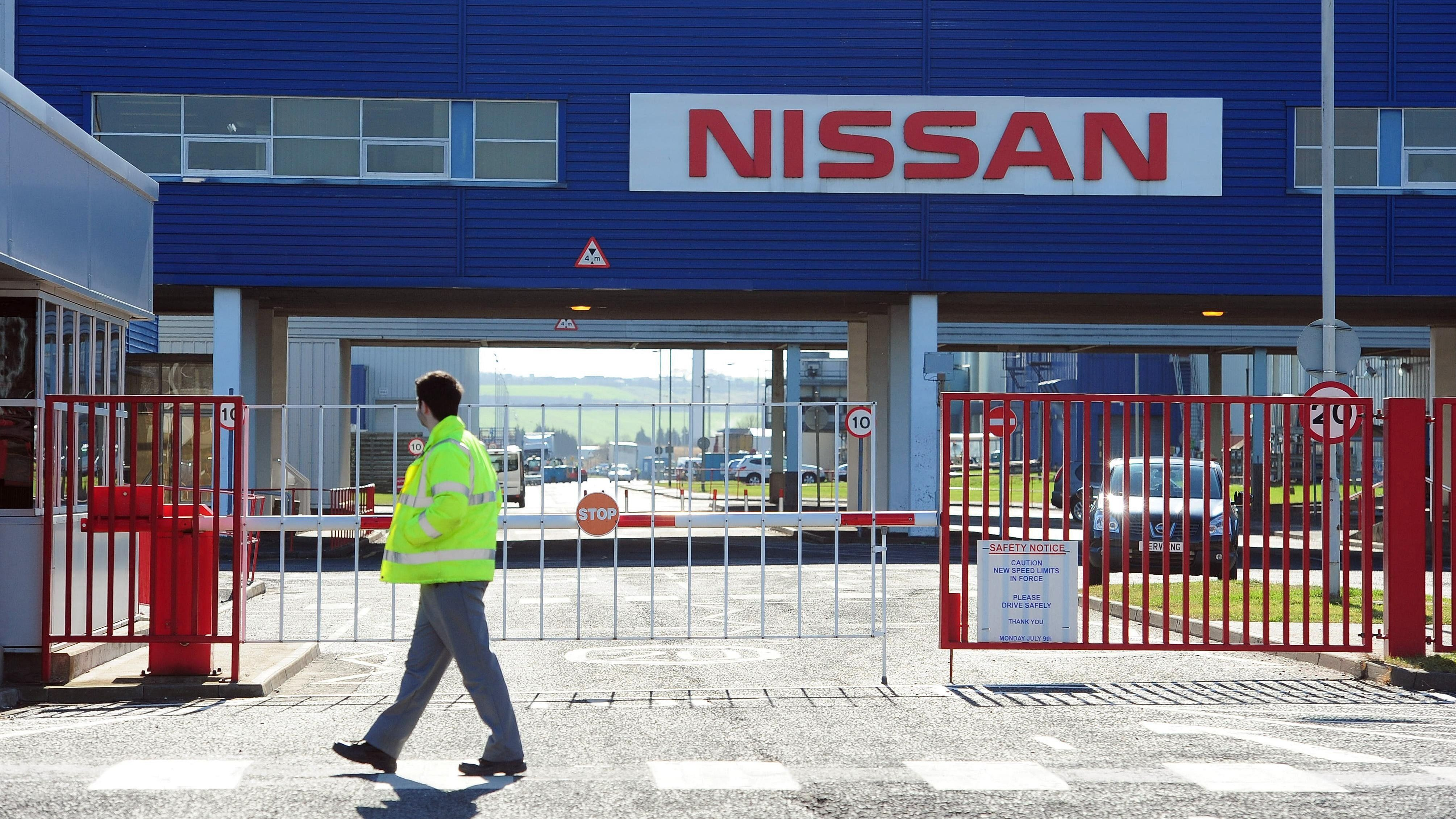 Brexit played 'inevitable role' in Nissan X-Trail decision, says MP