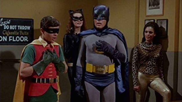 Το απόλυτο viral των ημερών είναι μια επική σκηνή από τη σειρά Batman των