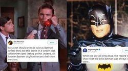 Το απόλυτο viral των ημερών είναι μια επική σκηνή από τη σειρά Batman των 60s (και θα σας φτιάξει τη