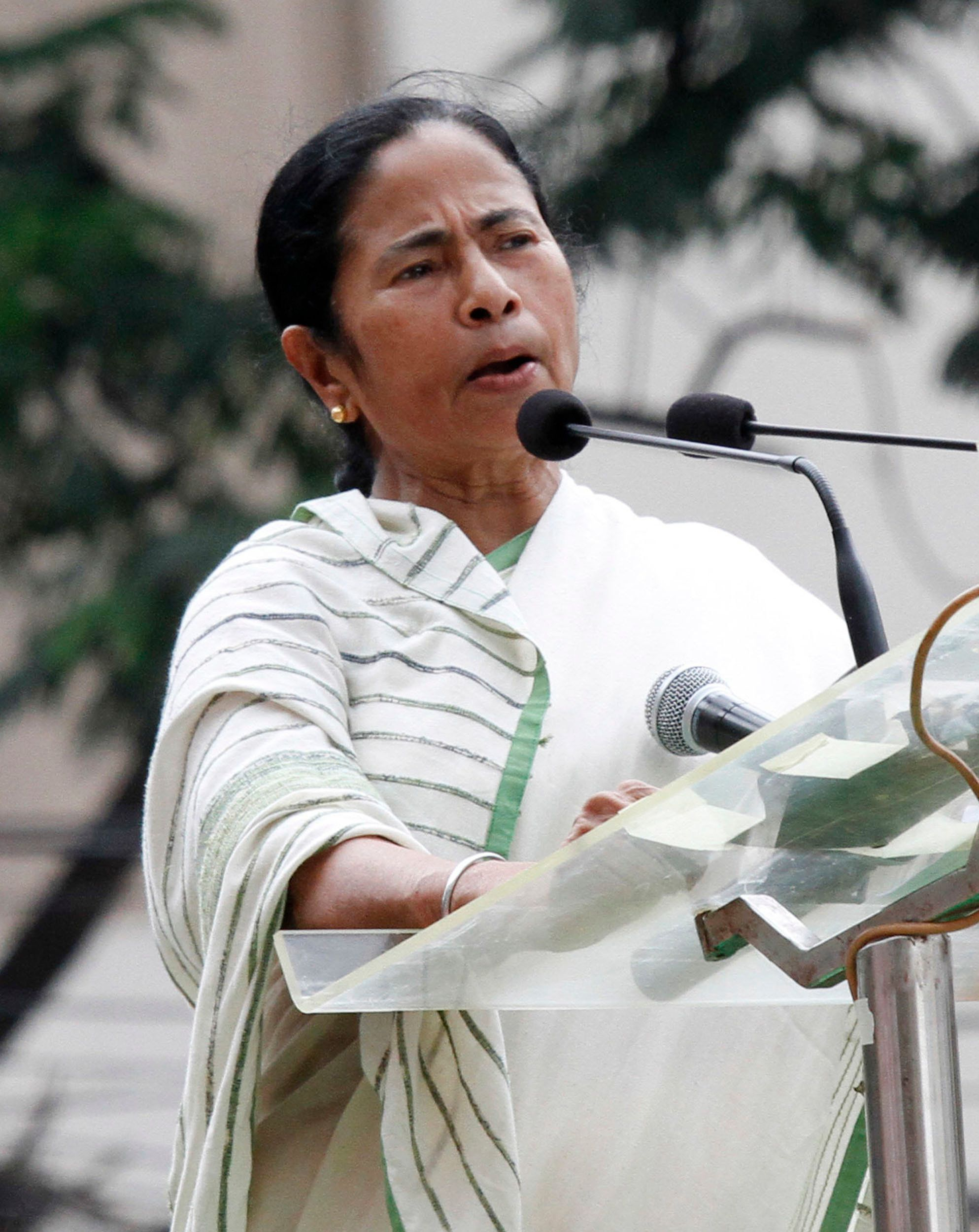 Modi-Shah Trying To Organise Coup In Bengal: Mamata