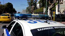 Επίθεση με μπογιές από τον «Ρουβίκωνα» στην πρεσβεία της