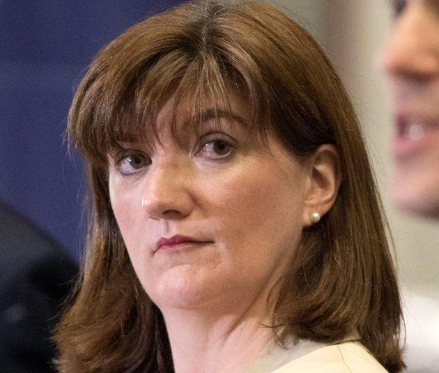 Reaminer ex-education secretary Nicky Morgan will be on the taskforce alongside senior ERG politicians