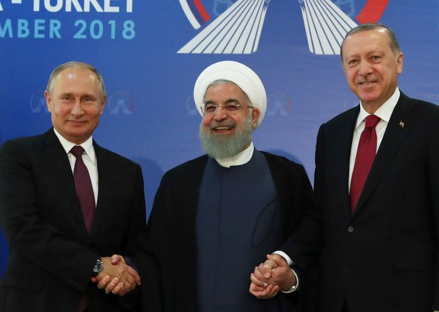 Συνάντηση Ρωσίας- Τουρκίας Ιράν στο Σότσι στις 14