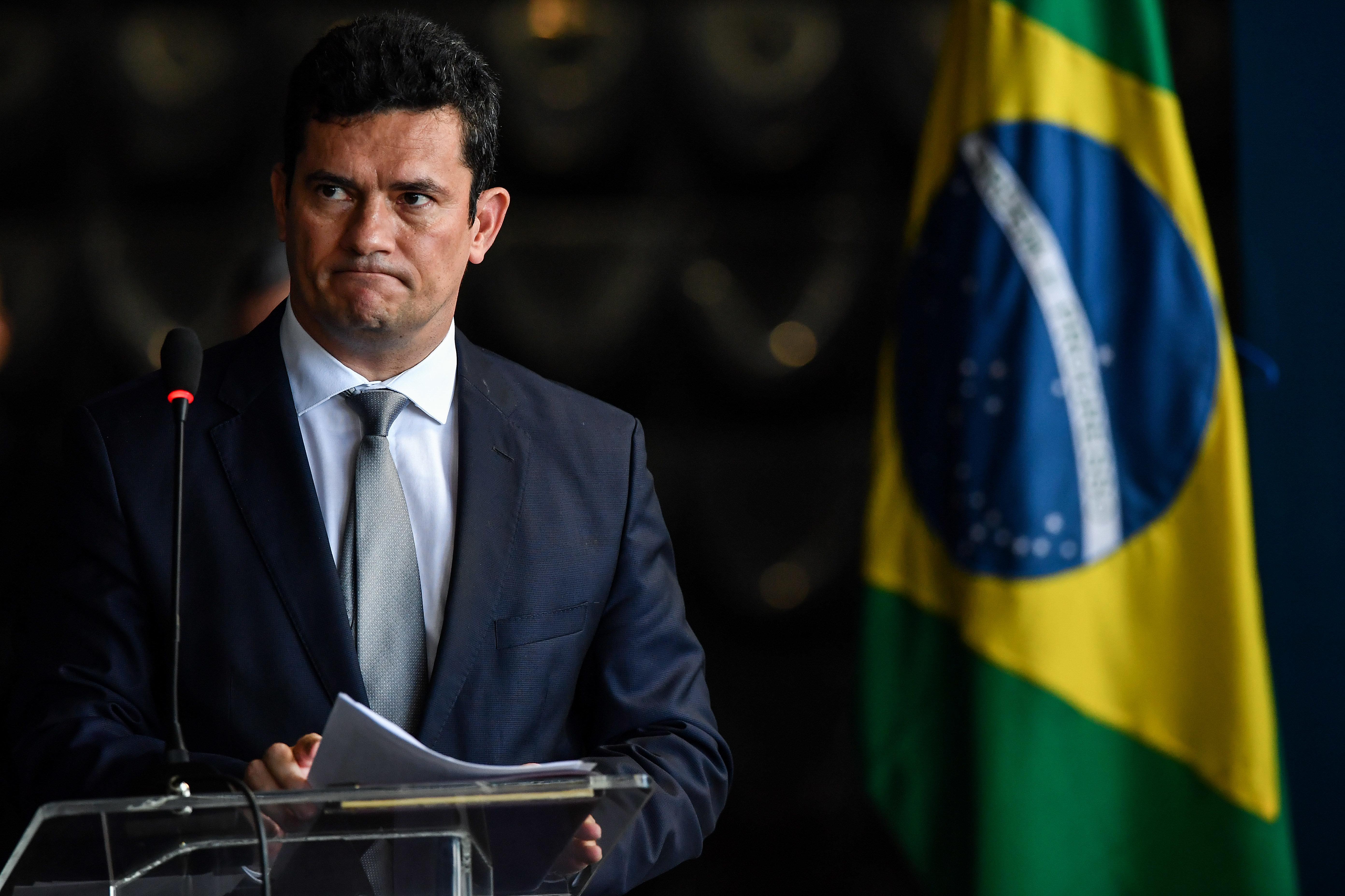 Lei Anticrime de Sérgio Moro irá atacar corrupção, crime organizado e crime