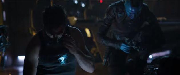 '어벤져스 : 엔드게임'의 슈퍼볼 광고에 나온 새로운