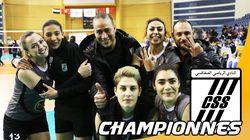 L'équipe Féminine du Club Sportif Sfaxien remporte le championnat arabe de