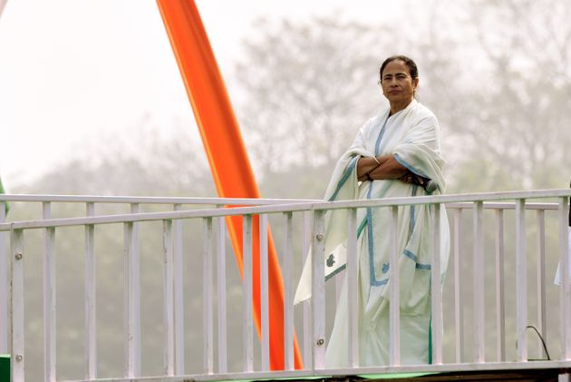Mamata Banerjee Gets Opposition Support As BJP Leaders Lash