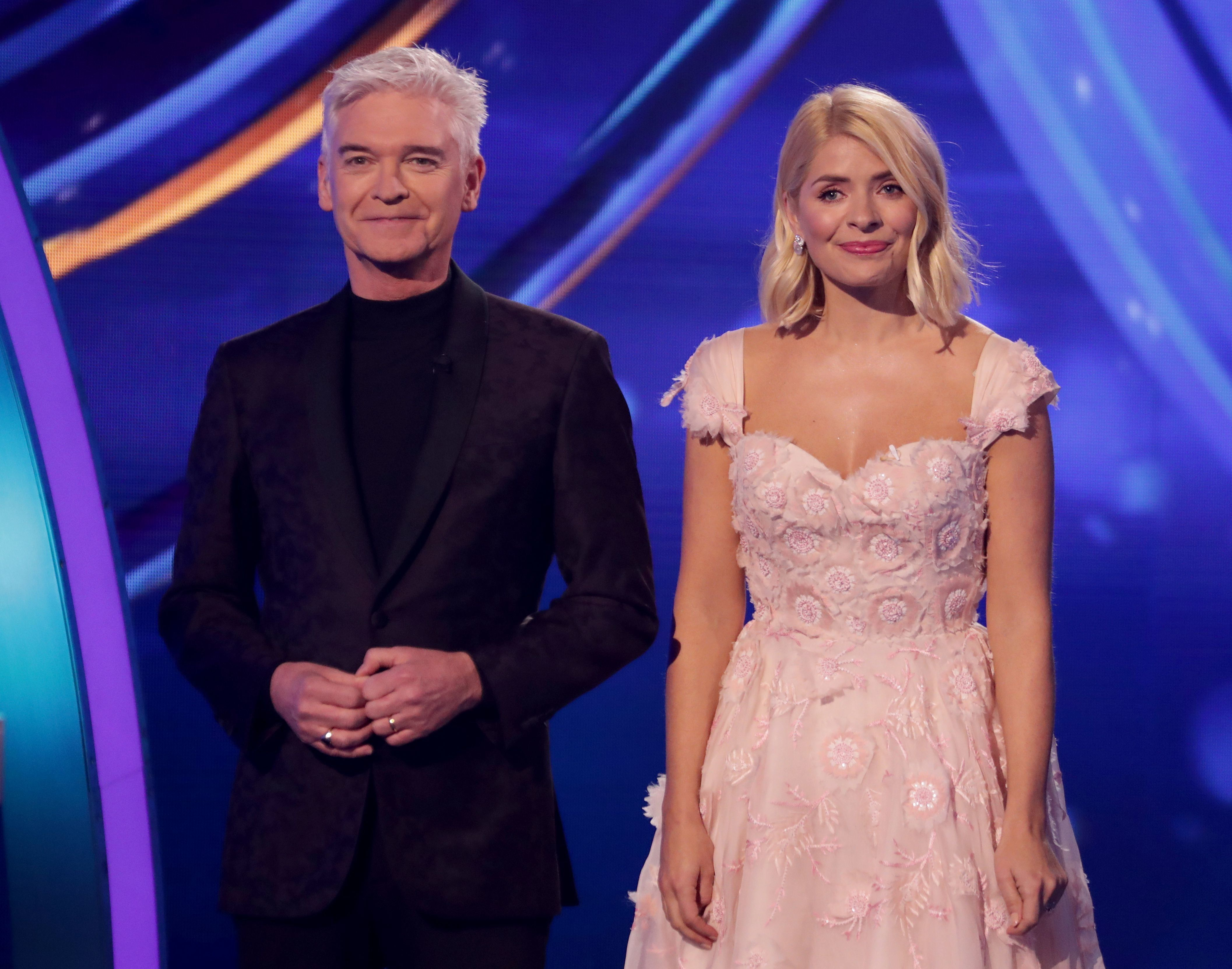 Phillip Schofield Shuts Down Dancing On Ice 'Fix' Allegations After Gemma Collins