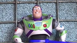 Buzz Lightyear's In Trouble In New Teaser For 'Toy Story