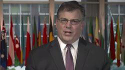 Le nouvel ambassadeur US, Donald Armin Blome, heureux de revenir en Tunisie