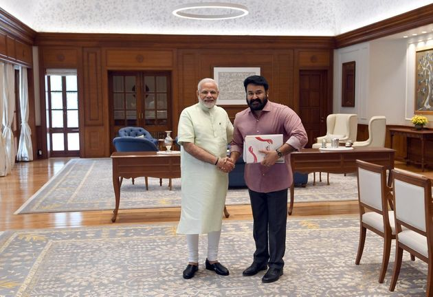 Why Mohanlal Is Too Big For The BJP | HuffPost India