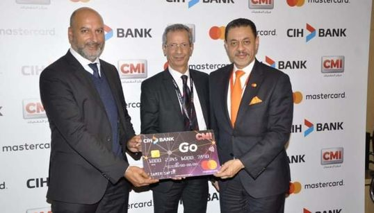 CIH BANK lance la première carte internationale co-brandée CMI et
