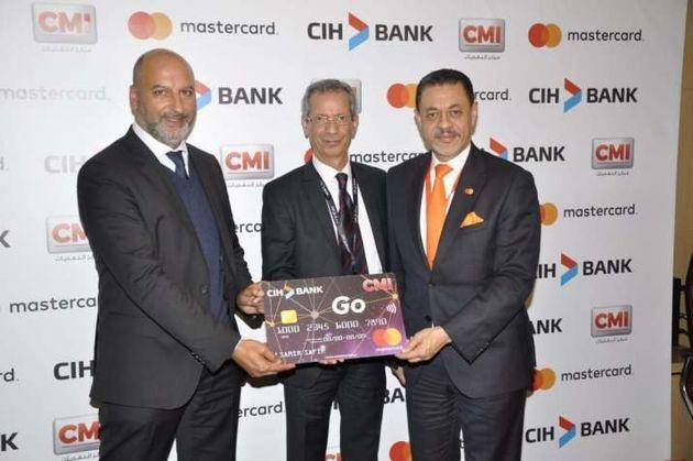 CIH BANK lance la première carte internationale co-brandée CMI et
