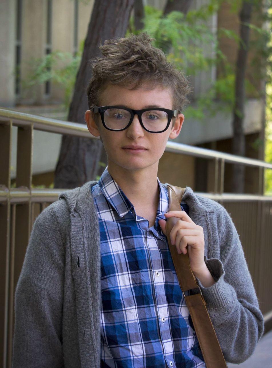 Transgender Brigham Young