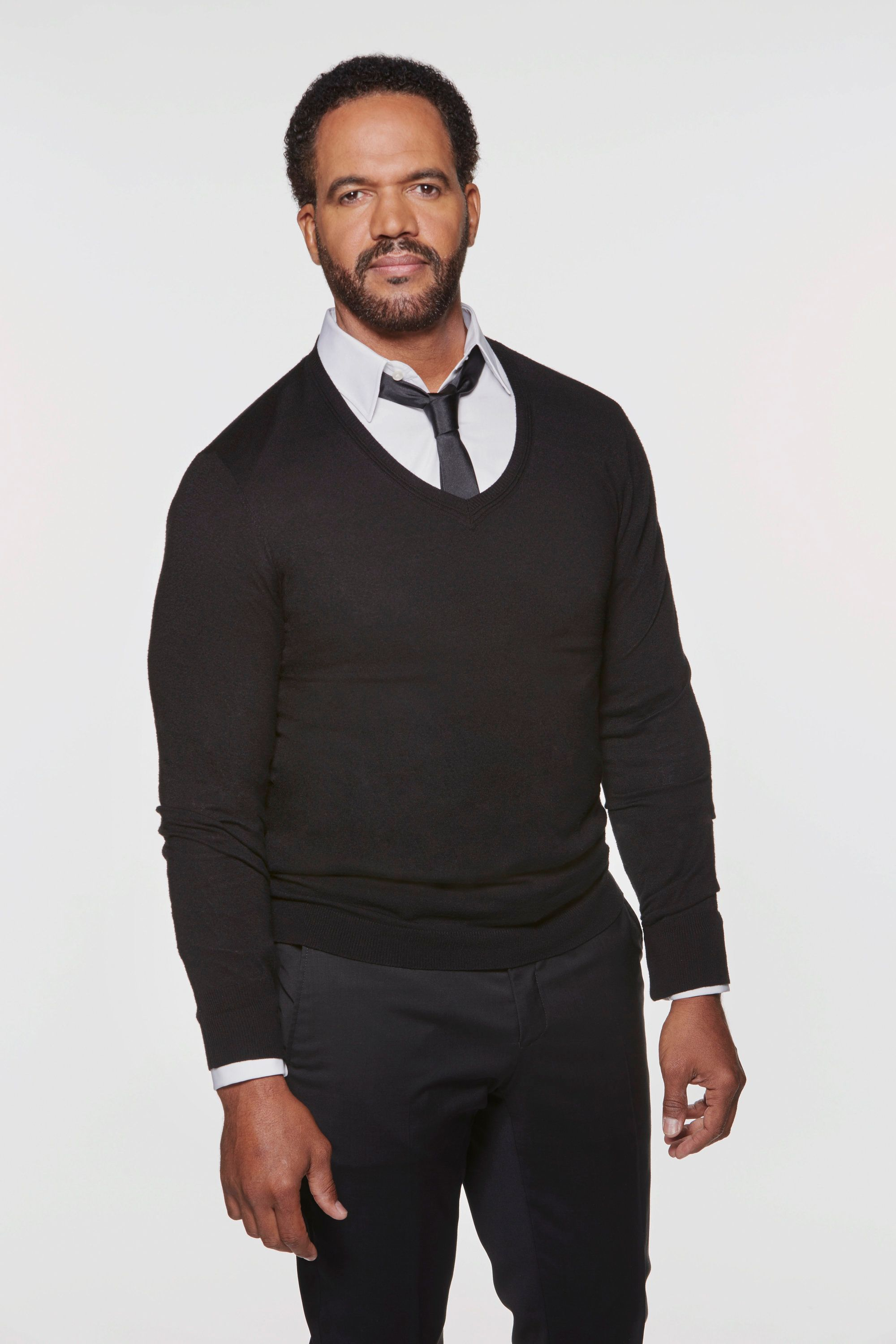 LOS ANGELES - APRIL 20: Kristoff St. John plays Neil Winters on THE YOUNG & THE RESTLESS. (Photo by Monty Brinton/CBS via Getty Images)