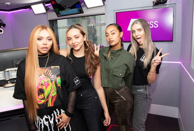 Little Mix are among the Celebrity Ally nominees