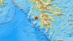 Σεισμός 3,9 Ρίχτερ ανατολικά της