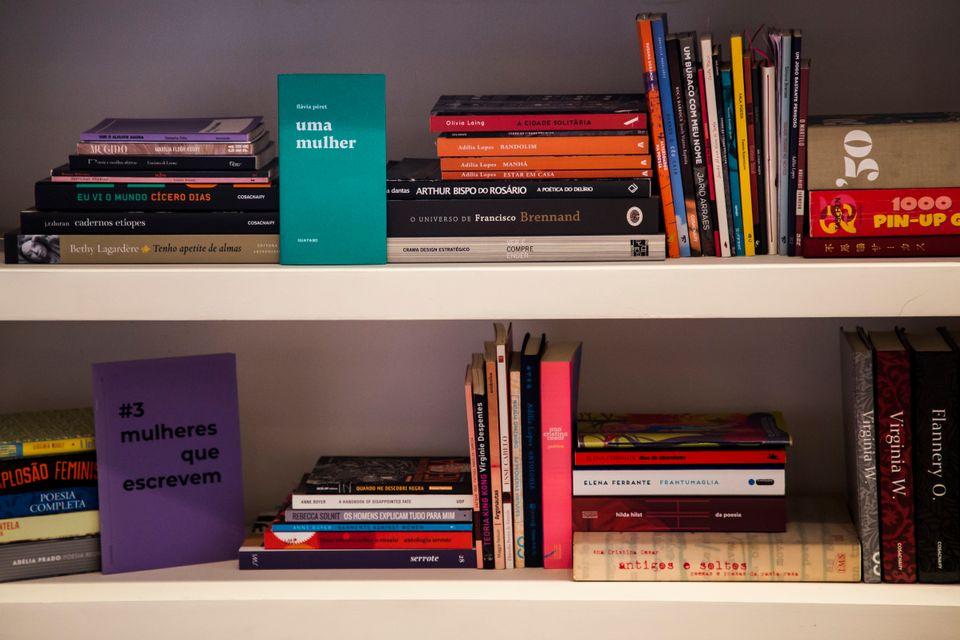 Entre 1990 e 2004, os homens representaram 75% dos autores publicados no Brasil, segundo pesquisa de...