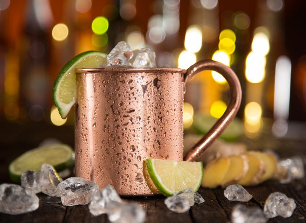 Moscow Mule é o pedido daora em bares sofisticados do