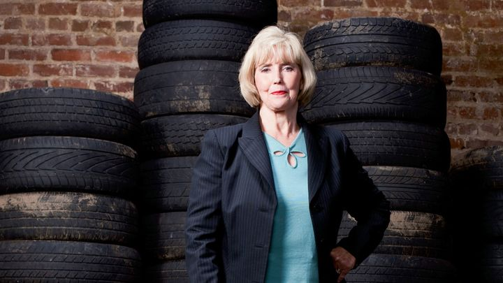 Lilly Ledbetter was the plaintiff in the Supreme Court pay discrimination case Ledbetter v. Goodyear Tire & Rubber Co.&nb