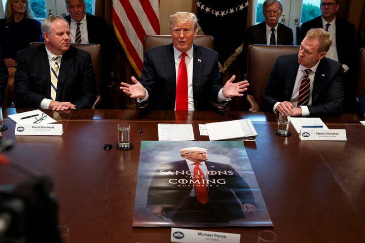 Trump To Nominate David Bernhardt As Permanent Interior Secretary Huffpost